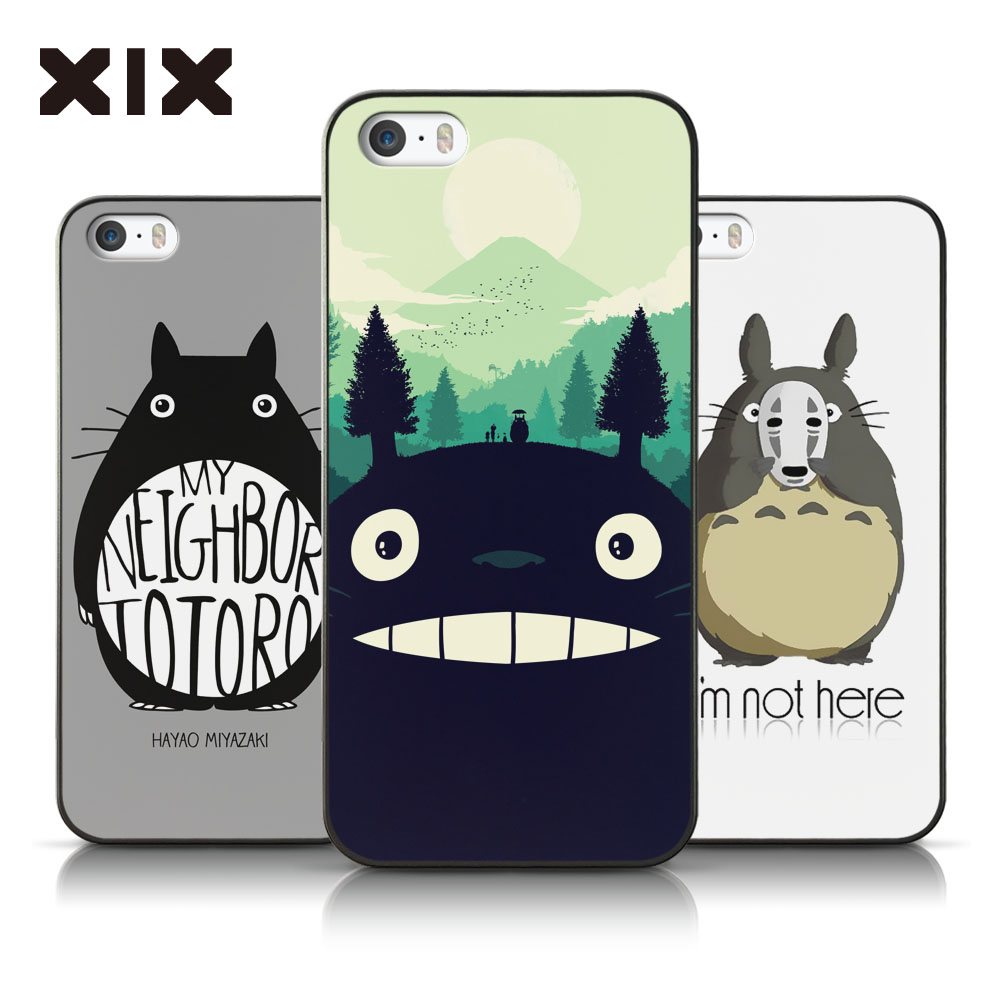 For Apple iPhone 4 4S case Totoro hard PC back cover for coque iPhone 4 4S case 2016 new arrivals for fundas iPhone 4S case