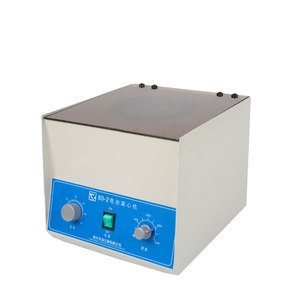 Image 2 - Burbuja de separación de centrífuga de laboratorio eléctrica, separación de Plasma médica, función de temporización ajustable, centrífuga de laboratorio 80 2