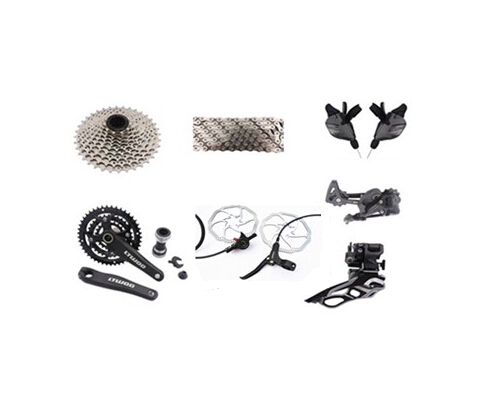 все цены на Made In China bicycles ultegra group 30 speed groupset mtb bicycle parts  group set mountainbike groupset онлайн