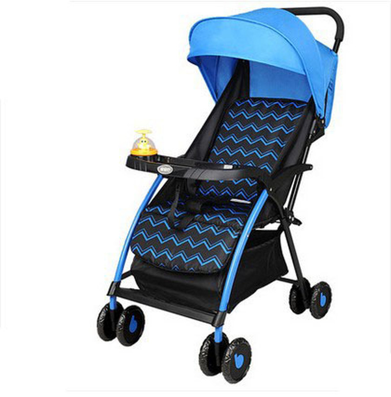 Brand Light Baby Stroller Lie Flat Folding Stroller ...