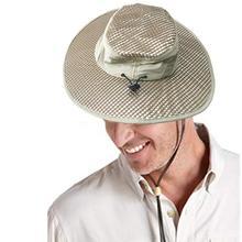 Arctic Cap chłodzenie czapka z lodem krem do opalania Hydro chłodzenie kapelusz typu bucket Arctic kapelusz uv utrzymuje cię w chłodzie chroniona czapka wędkarska