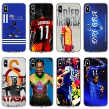 Didier Drogba футболист Тонкий Силиконовый ТПУ мягкий чехол для мобильного телефона чехол для Samsung Galaxy J1 J2 J3 J5 J7 A3 A5 A7