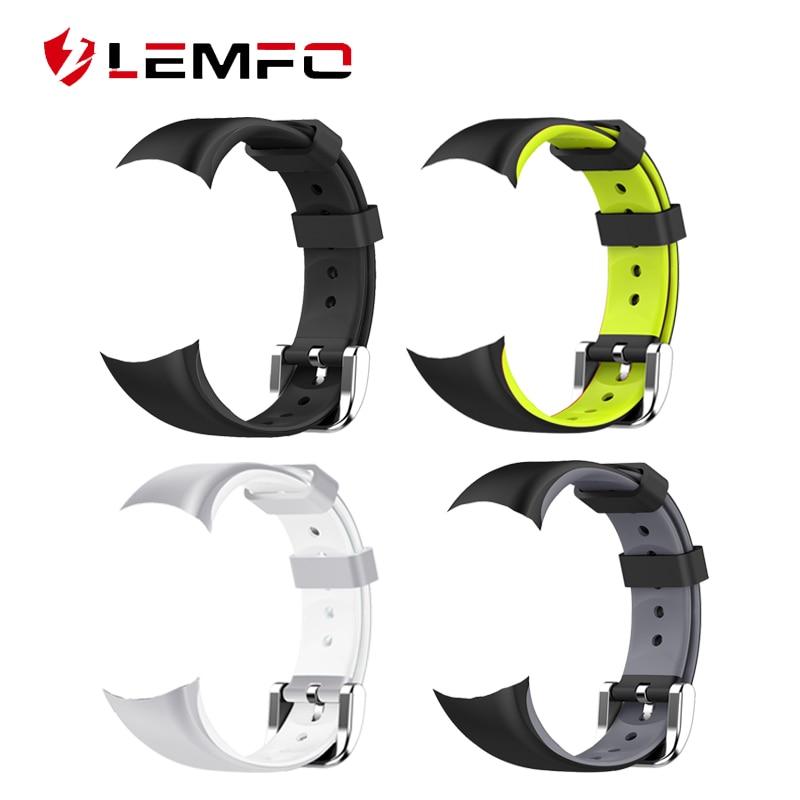 LEMFO Strap LT02 ALTERNATIVE-STRAP Replacement-Band Fitness-Bracelet Scratch-Resistant