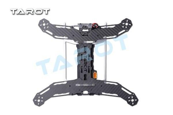 Φ_ΦTAROT Mini 300 Carbon Metal helicóptero Quad marco principal Kit ...
