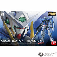 OHS Bandai RG 15 1/144 GN 001 Gundam Exia Mobile Suit Assembly Model Kits oh