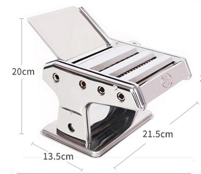 1pcs good quality manual noodle maker machine for home use pasta press machine a4 size manual flat paper press machine for photo books invoices checks booklets nipping machine