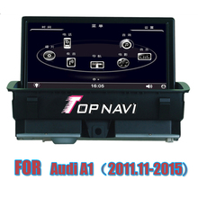 "Free Shipping  7"" Wince Car Stereo GPS For A1 2011-2015 for Audi With Bluetooth Free Map Navigation"
