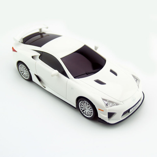 Licensed 1 24 Rc Car Model For Lexus Lfa Remote Control Radio