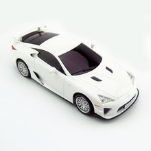 Licensed 1/24 RC Car Model For Lexus LFA Remote Control Radio Control Racing car Kids Toys For Children Christmas Birthday Gifts