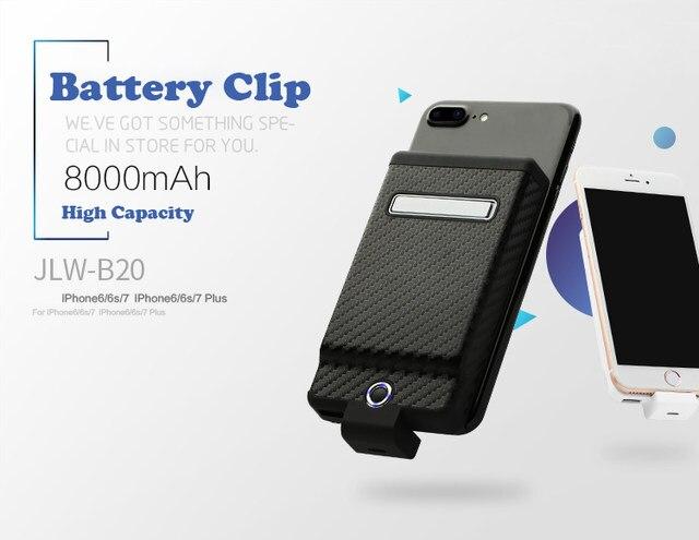 coque batterie iphone x 8000mah
