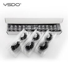 30 คู่/แพ็ค 3D Mink ขนตาถาดไม่มีกล่องแบบเต็มรูปแบบขายส่งธรรมชาติยาวขนตาปลอมแต่งหน้าโหดร้ายฟรี lash