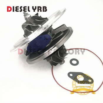 Turbine GT2260V 728989 Turbo charger cartridge chra 11657790328 11657794025 for BMW 330D / 330XD / X3 3.0D 150Kw 204HP M57 image