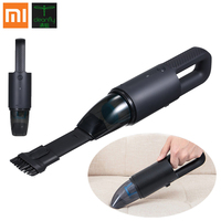 Xiaomi Cleanfly Autos Vacuum Cleaner 12V 2A Portable Handheld Wireless Car Vacuum Cleaner Wet and Dry Dual Use Car Aspirateur