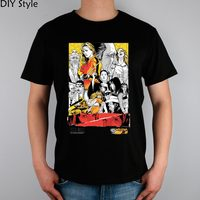 2014 Style Kill Bill Quentin Tarantino ART T Shirt Cotton Lycra Top Fashion Brand T Shirt