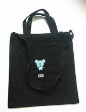 8768f45bdfe5 New arrival Kpop BTS Backpack girls Women rugtas mochila escolar Bangtan Boy  Wings travel Shoulder Plush Bag
