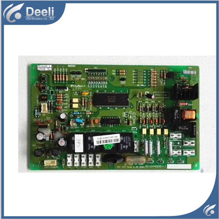 95% new good working for Mitsubishi air conditioning computer board 3P/5P BG76N488G01 on sale строительная техника