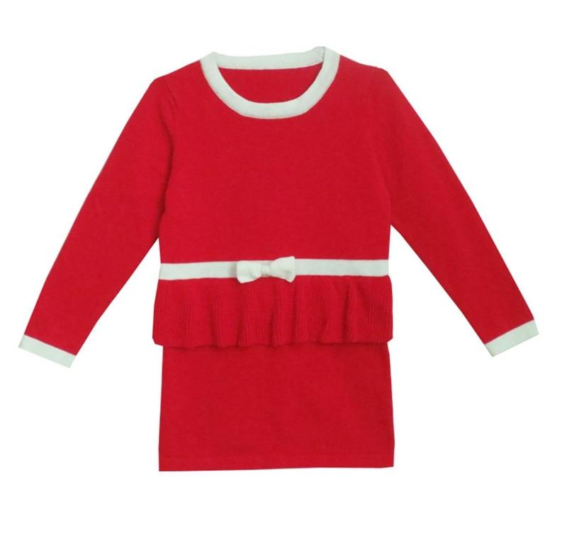 Popular Girls Red Sweater Dress-Buy Cheap Girls Red Sweater Dress ...