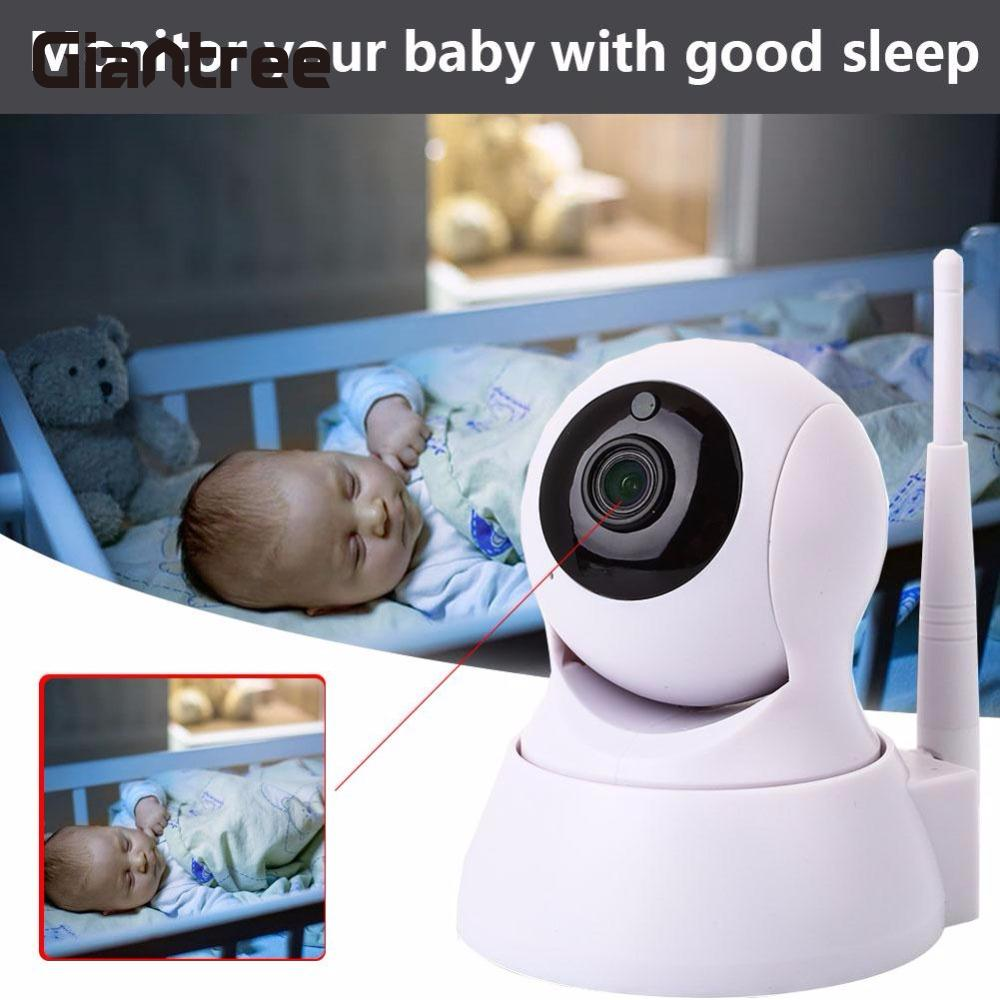 giantree Recorder HD IP Camera 360 degrees Baby Monitor Wireless Network Camera Night Vision Audio Video home Surveillance