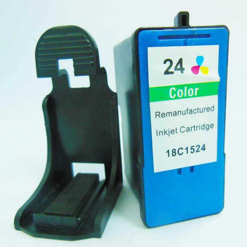 Cartucho de tinta Vilaxh Compatible con Lexmark 23 para impresora Z1420 X4550 X3550 Z1410 X3530 X4530
