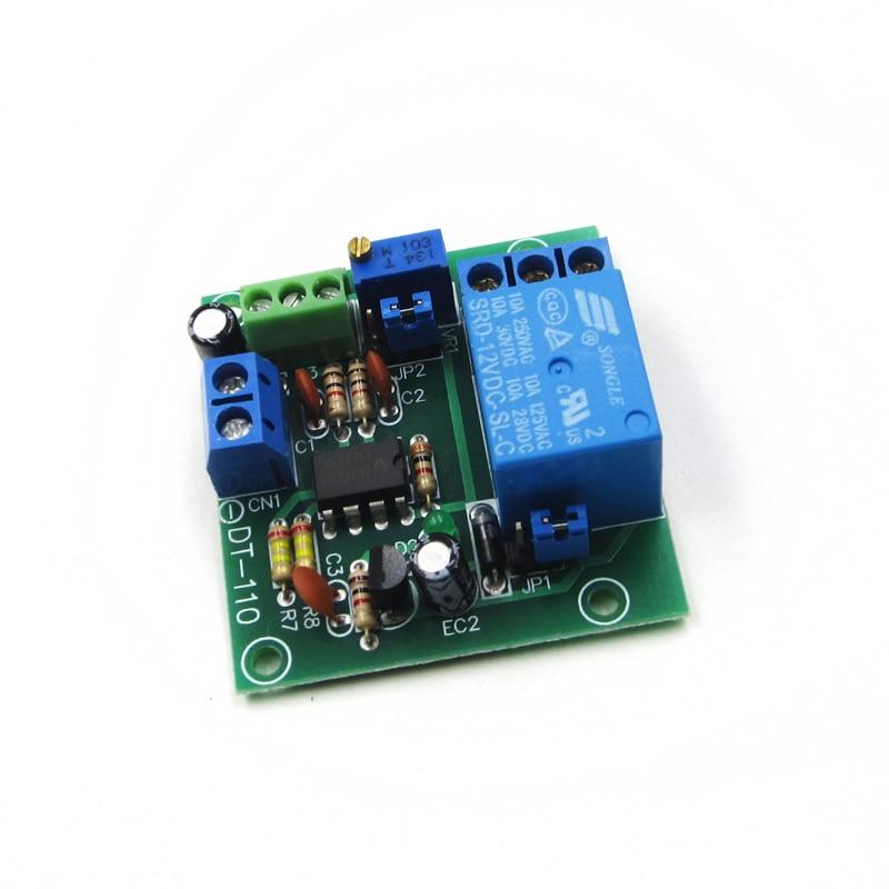DC 5/12/24V 1-Ch Circuit Modifications Voltage Comparator LM393N Remote Control Karachi