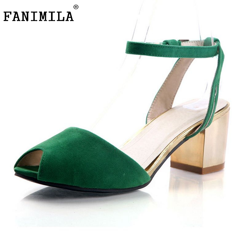 Women Stiletto High Heel Sandals Open Toe Heeled Sandals Sexy Fashion Ladies Thick Heels Zapatos Mujer Shoes size 34-39 PA00825 top zapatos mujer roman sexy high heeled shoes woman sheepskin transparent single high heels nightclub sandals women pump shoes