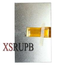 ЖК экран irbis TX55 hd, новый 7 дюймовый ЖК экран с диагональю 163 х97 мм, 1024X600, 50pin, для Newman F7, двойные ЖК экраны