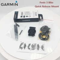 Original Garmin fenix3 bicycle quick release mount watch bike replacement Base Stand bracket original accessories