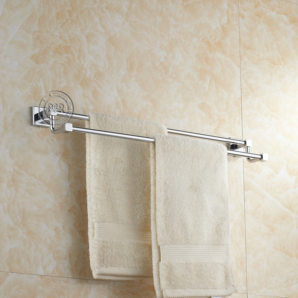 Buy free shipping bath towel rack - Bathroom towel holders accessories ...