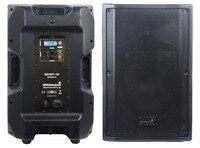 STARAUDIO 4500 Вт 15 дюймов активная акустическая Колонка PA DSP 4 Ом вечерние KTV ночные клубы бар сцена, караоке аудио динамик SDSP 15