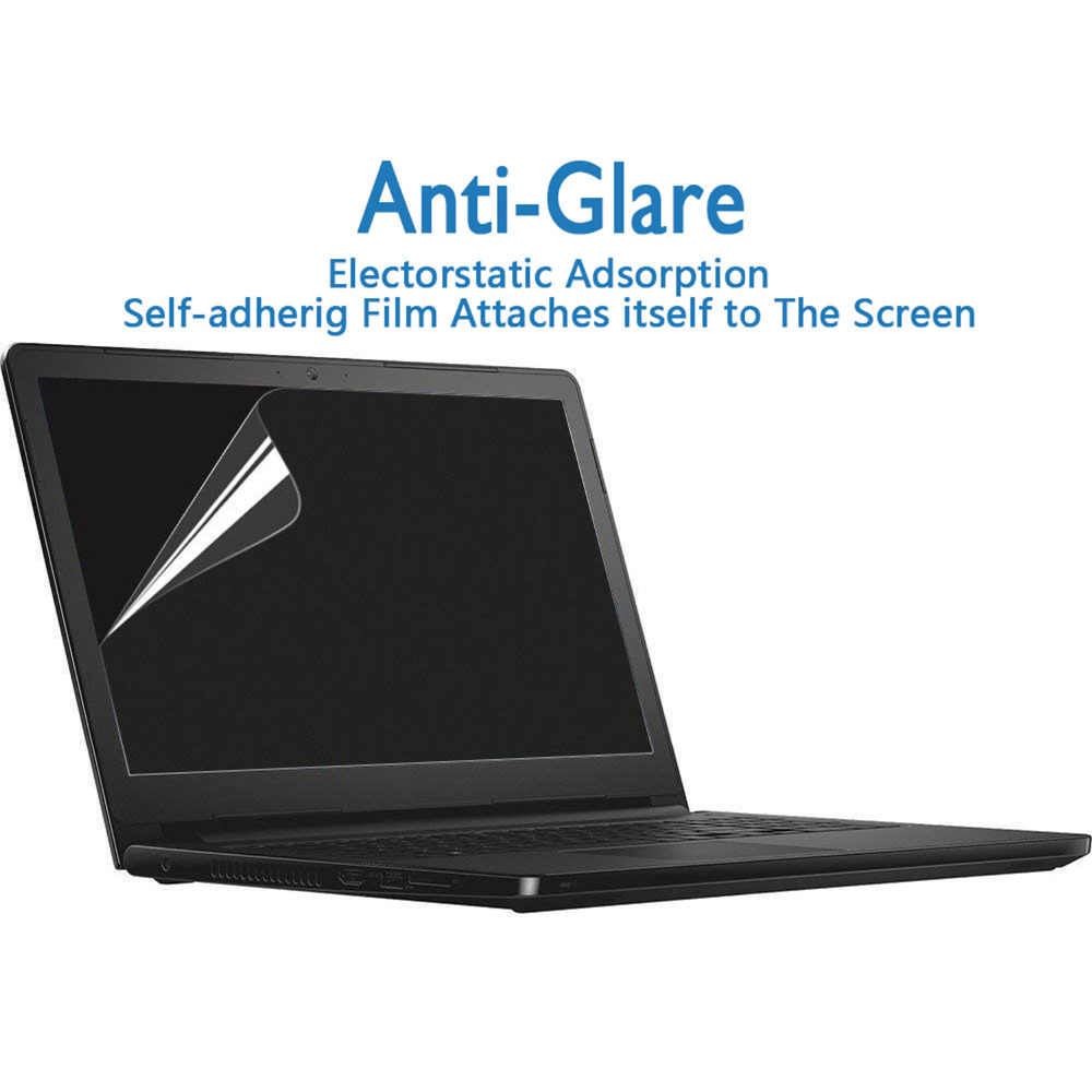 "Cartinoe אוניברסלי 14 inch מחשב נייד מסך מגן עבור 14.1 ""16:10 היבט יחס מחברת, אנטי Glare Matte Lcd משמר סרט, 2 יחידות"