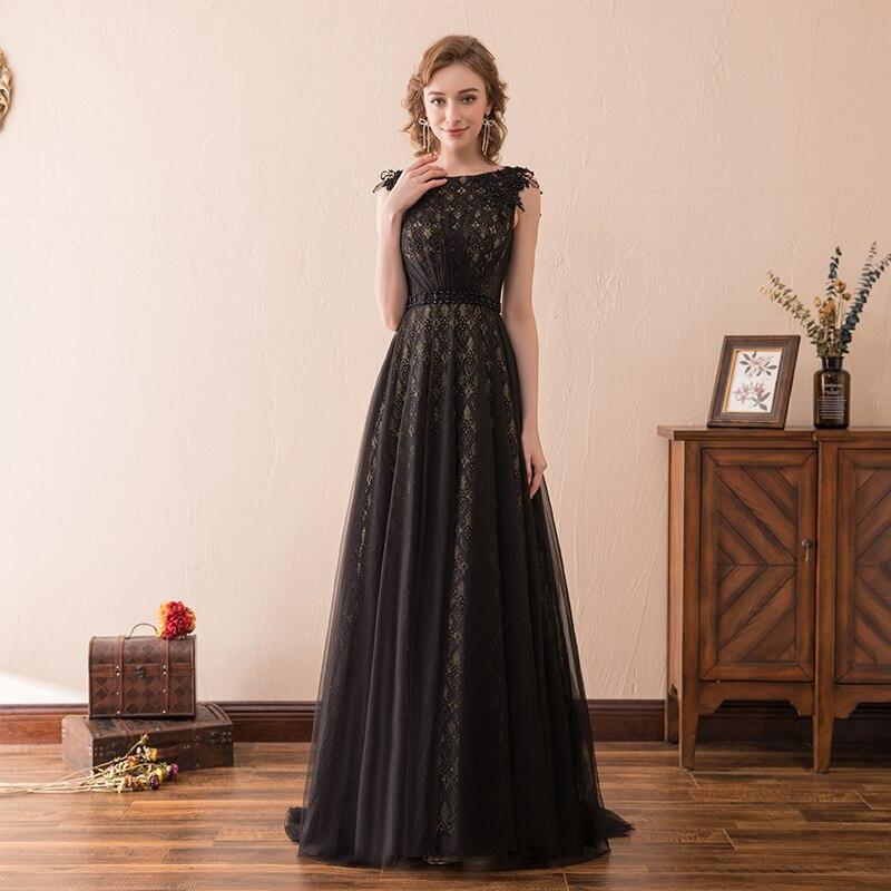 Новые прозрачные вечерние платья без рукавов с аппликацией из бисера и овальным вырезом Вечерние платья Иллюзия лиф Vestido De Formatura
