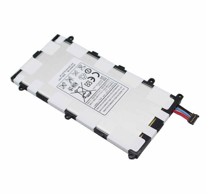 1X Kualitas Tinggi 4000 MAh SP4960C3B Dibangun Di-Dalam Baterai Baterai UNTUK Samsung Galaksi TAB 2 7.0 & 7.0 Plus GT-P3100 P3100 p3110 P6200