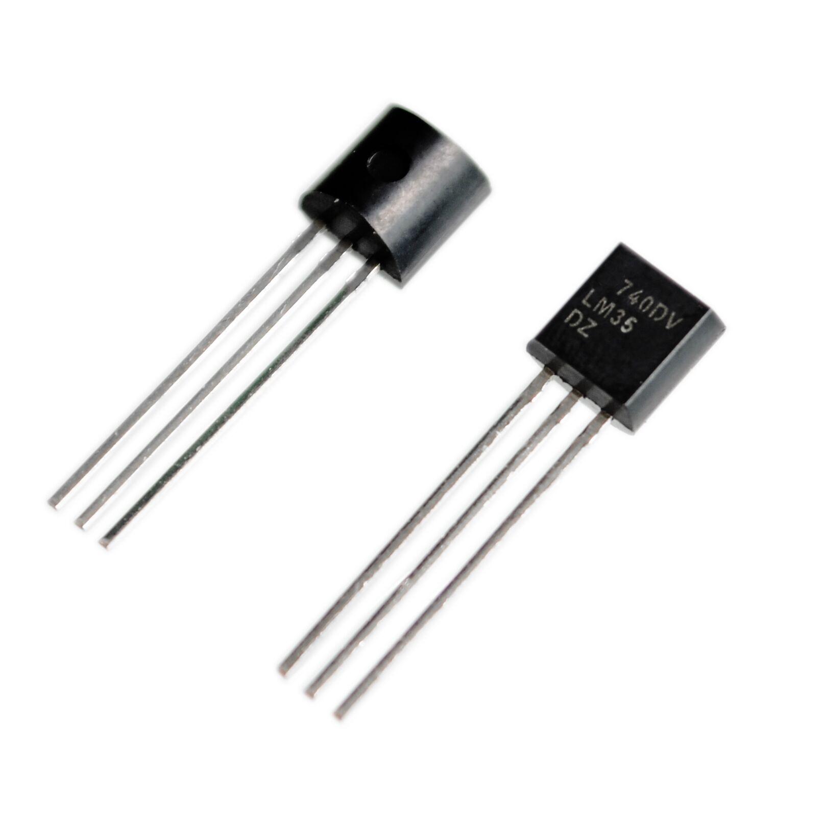Прецизионные датчики температуры по Цельсию LM35 LM35DZ TO92 TO-92