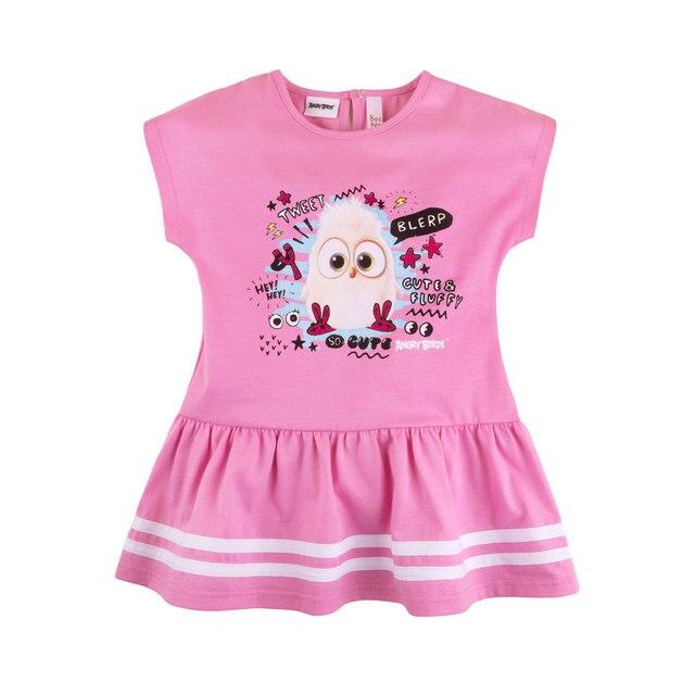 Платье 'Angry Birds' BOSSA NOVA 160АБ-161