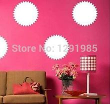 Stars Wall Vinyl Stickers Art Decal Reusable Removable Decal fashion design custom made wedding decoration Free Shipping poster
