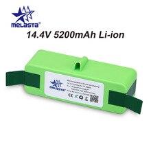 5.2Ah 14.8 В литий-ионный Батарея с бренда клетки для IROBOT Roomba 500 600 700 800 980 Series 510 530 550 560 650 770 780 870 880 R3