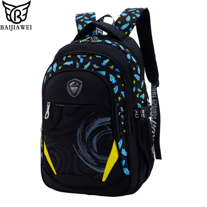 Aliexpress.com : Buy BAIJIAWEI Children School Bags For ...