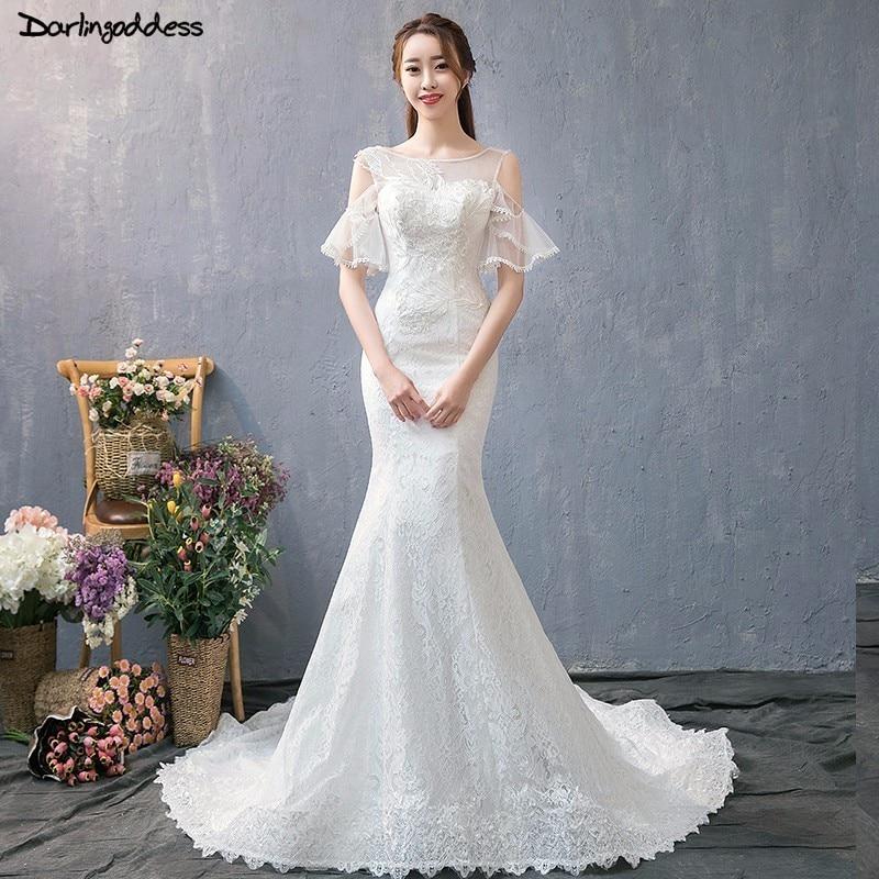 Aliexpress.com : Buy Vintage Mermaid Wedding Gowns 2018