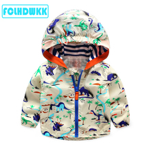 Kids Jacket Boys Outerwear Coats Clothing For Baby Girls Boys Coat Cartoon Printed jacket Autumn Kids Outerwear Children Clothes cheap Outerwear Coats Jackets FCLHDWKK Children Clothes Jacket Outerwear Full Hooded Unisex Fits true to size take your normal size