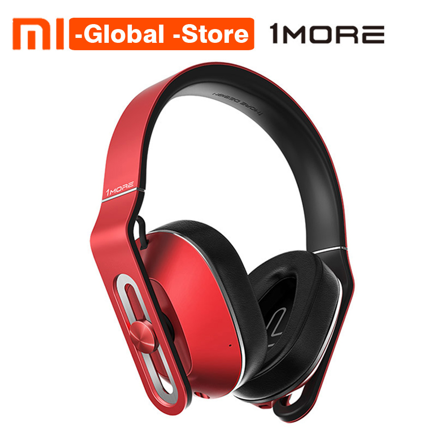 все цены на 1MORE Over-Ear Headphones With Microphone Bass Driven Lightweight Durable Wired Headphones For iOS Android Smart Phone MK801