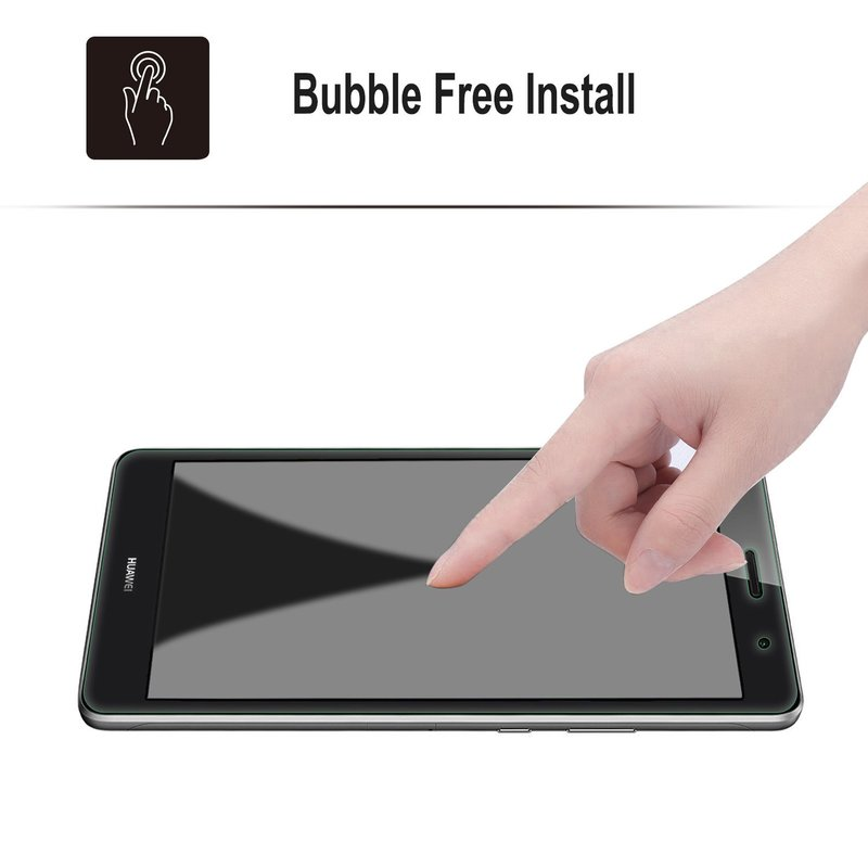 9H 7 Tempered Glass Clear Screen Protector Glass for Huawei Models 4