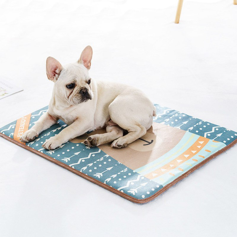 Strong Water Absorption Pet Urine Mat Protection Diaper Mat Waterproof Washable Reusable Training Pad For Rabbit Cats Puppy Собака