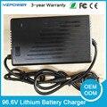 CC/CV 96.6 V 2.5A 2A Batería Li-ion Cargador de Batería Para 84 V Lipo Batería Eléctrica