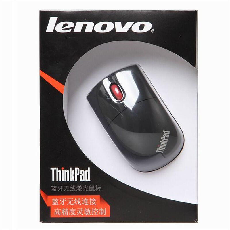 dfdfc2d7a10 Original Lenovo Thinkpad Bluetooth Laser Wireless Mouse Pro Office Mouse  Optical Mice For Computer PC For Thinkpad-in Mice from Computer & Office on  ...