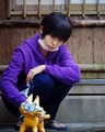 OHCOS Anime Wig Osomatsu San 30CM Short Straight Black Hair Cosplay Wigs