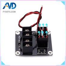 3D Yazıcı Yatağı MOSFET Genişletme Modülü 2pin Kurşun Anet Için A8 A6 A2 Rampaları 1.4 Uyumlu MOS tüp Güç Genişleme