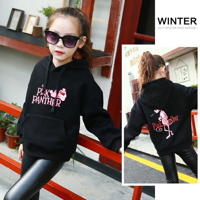 31e48d50f829 High quality Autumn Winter Baby Girls Hoodies Fashion Casual ...