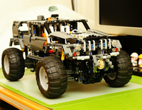 Lepin 20030 Technic Ultimate Series The Off Roader Compatible 8297 Building Blocks Toys 1132pcs Electric Motors Power Functions