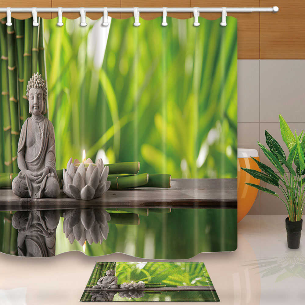 Golden Buddha Maxi Poster 61cm x 91.5cm new and sealed