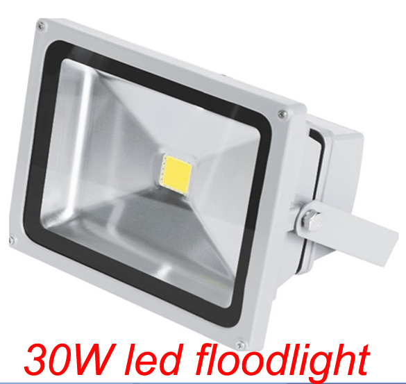 10pcs Roll Led Floodlight 30w Flood Light Ip66 Waterproof Spot Warm Cold White For Outside Lamp Dhl Free Shipping In Floodlights From Lights